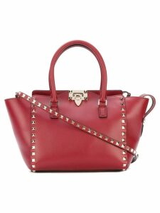 Valentino Valentino Garavani Rockstud Small Double Handle tote bag -