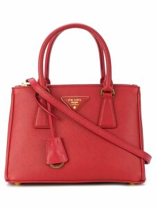 Prada mini Galleria tote bag - Red