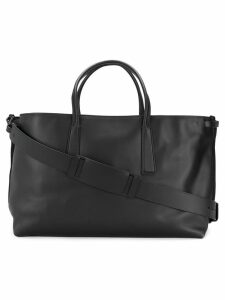 Zanellato weekend tote bag - Black