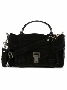 Proenza Schouler tiny 'PS1' satchel - Black