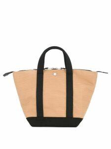Cabas nº56 bowler bag mini - Brown