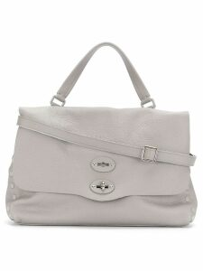 Zanellato Postina medium tote - Grey