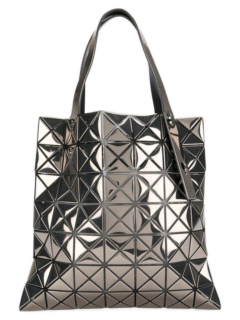 Bao Bao Issey Miyake triangles tote bag - Metallic
