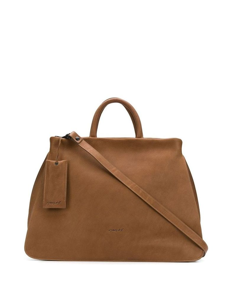 Marsèll tote bag - Brown