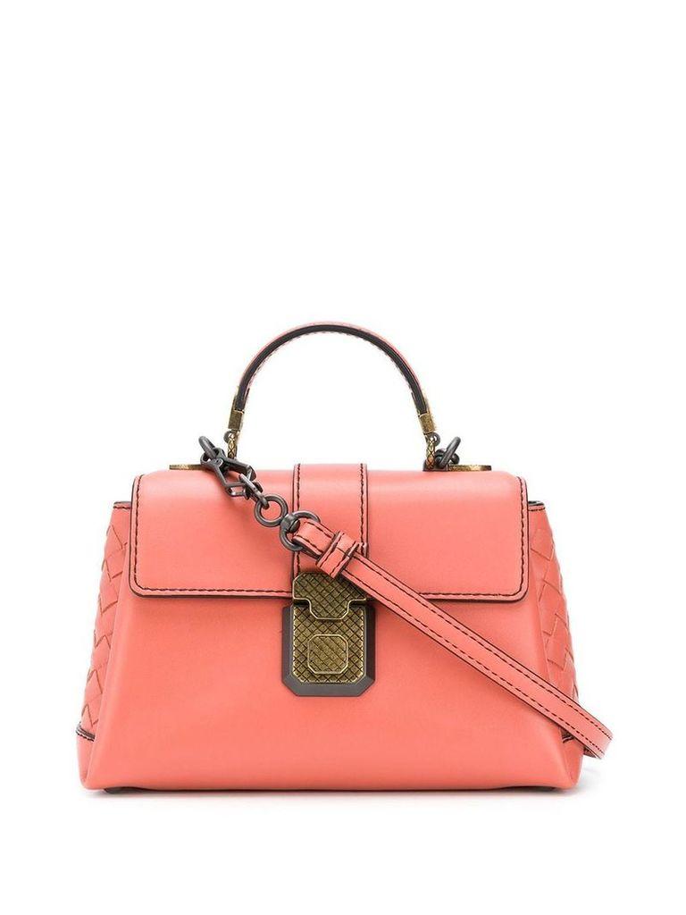 Bottega Veneta Piazza tote bag - Pink