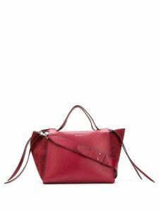 Elena Ghisellini Usonia tote bag - Red