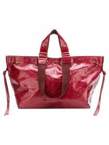 Isabel Marant Wardy New tote - Red
