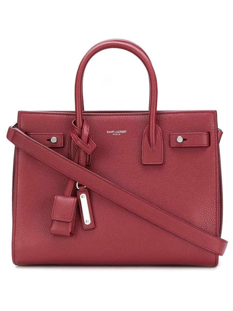 Saint Laurent Sac de Jour baby bag - Red