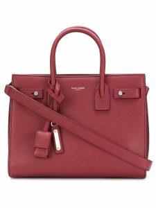 Saint Laurent Sac de Jour baby bag - Red