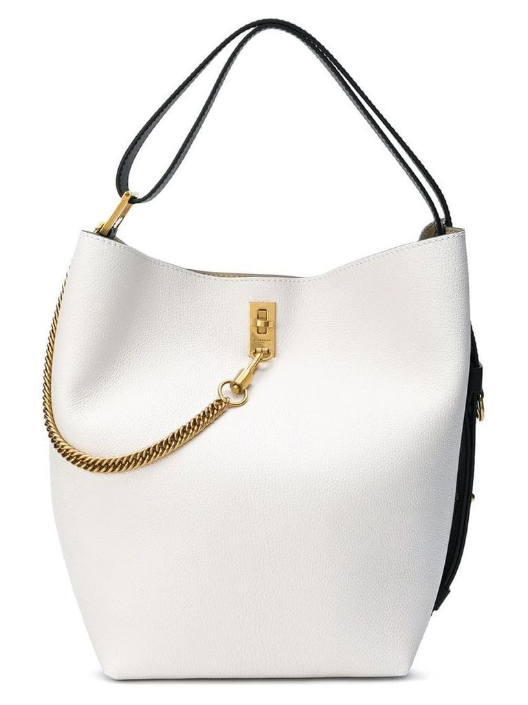 Givenchy wide tote bag - White