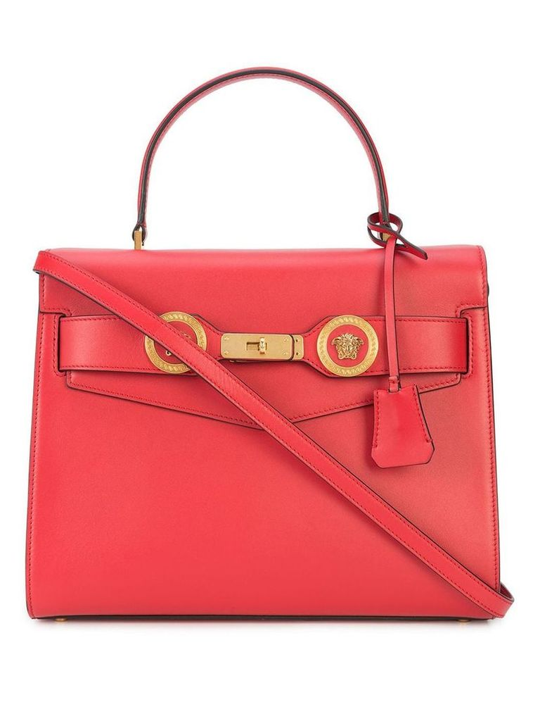 Versace Icon tote - Red