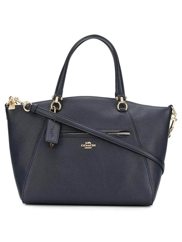 Coach Prairie satchel bag - Blue