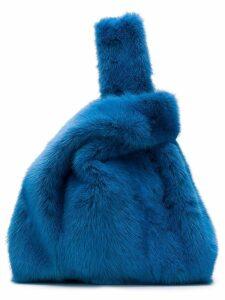Simonetta Ravizza Furrissima tote - Blue
