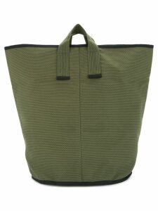 Cabas Laundry tote large - Green