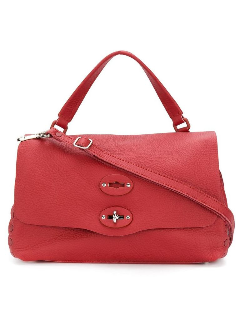Zanellato small Postina tote - Red