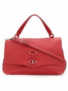Zanellato small Postina tote - Red