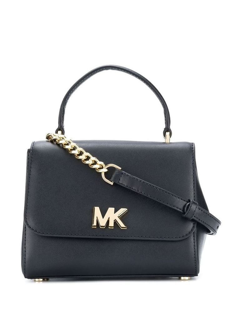 Michael Michael Kors Mott mini satchel - Black