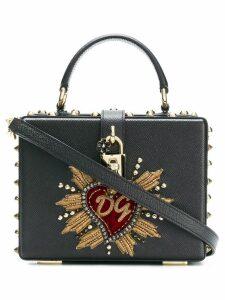 Dolce & Gabbana Dolce Box crossbody bag - Black