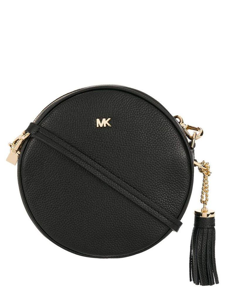 Michael Michael Kors Mercer medium cross-body bag - Black