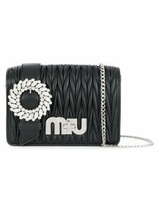 Miu Miu My Miu shoulder bag - Black