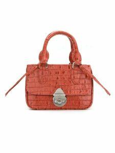 Sarah Chofakian leather bag - Yellow