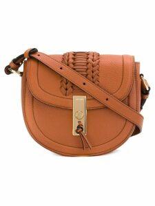 Altuzarra Ghianda saddle bag - Brown