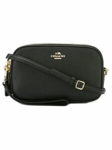 Coach top zip crossbody bag - Black