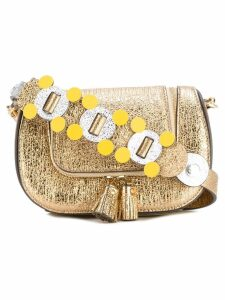 Anya Hindmarch 'Circulus Mini Vere' satchel - Yellow
