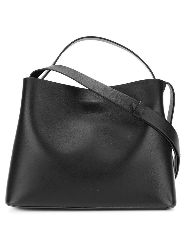 Aesther Ekme rectangle crossbody bag - Black