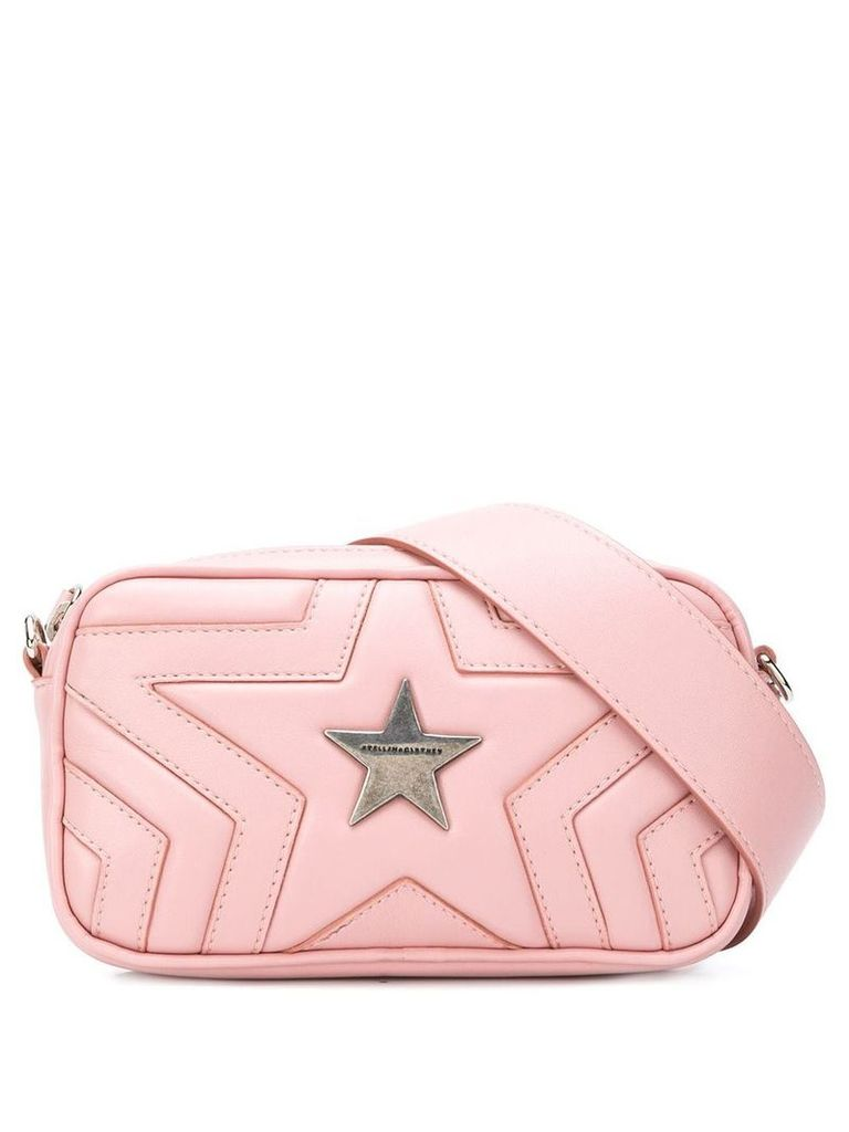 Stella McCartney Stella Star crossbody bag - Pink