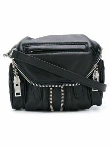 Alexander Wang micro Marti shoulder bag - Black