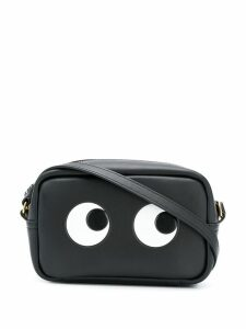 Anya Hindmarch Eyes crossbody bag - Black