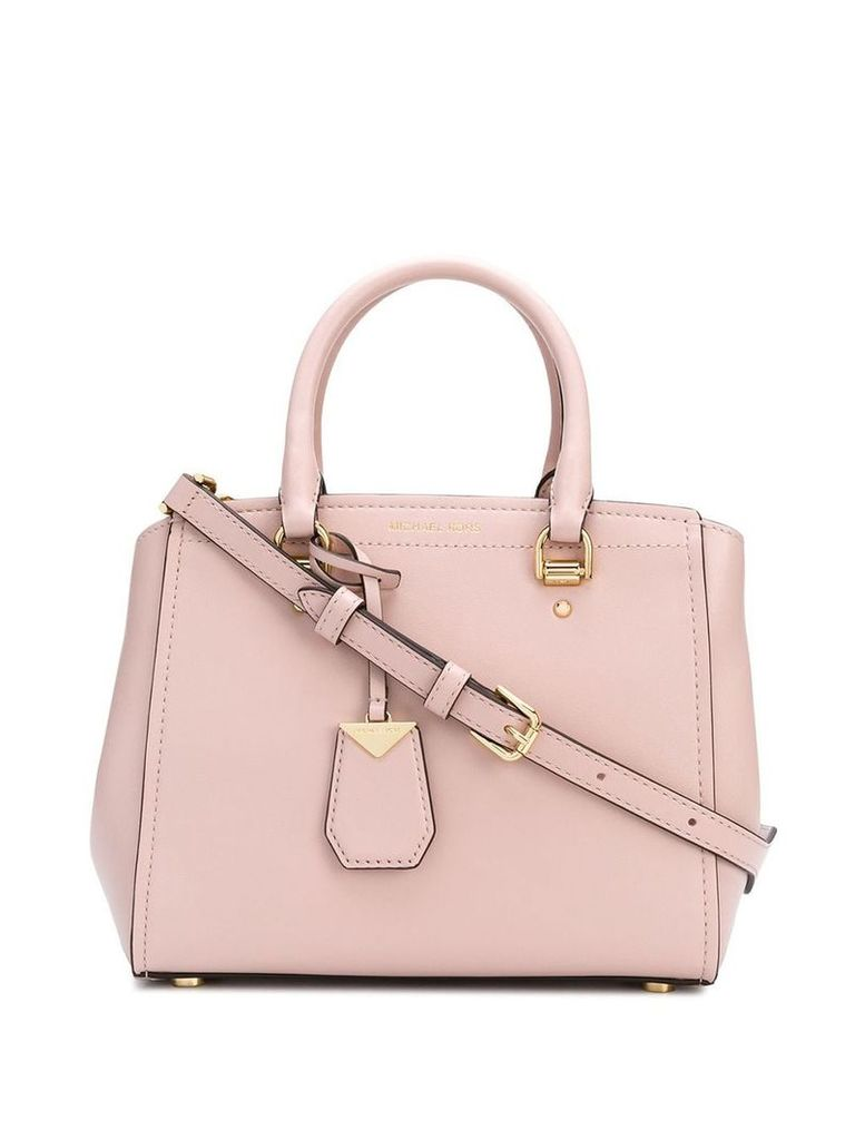 Michael Michael Kors Benning medium satchel - Pink