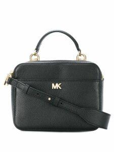 Michael Michael Kors guitar strap cross body bag - Black