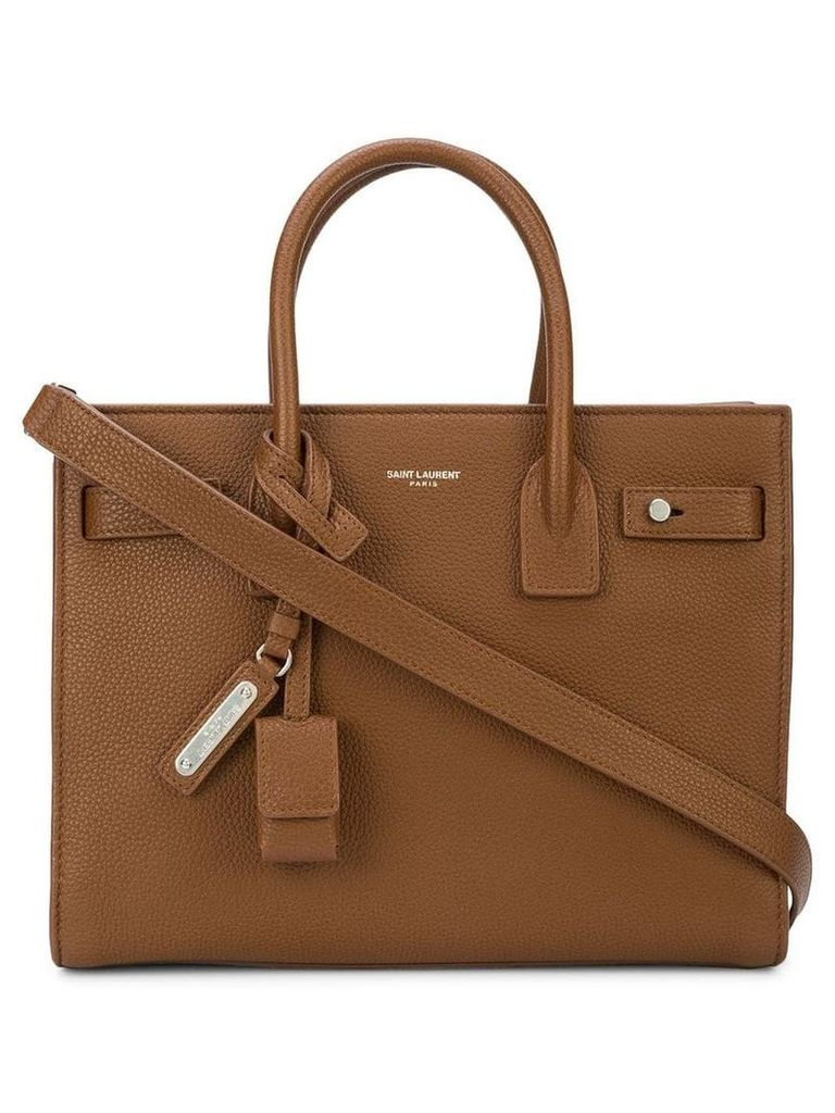 Saint Laurent Sac de Jour crossbody bag - Brown