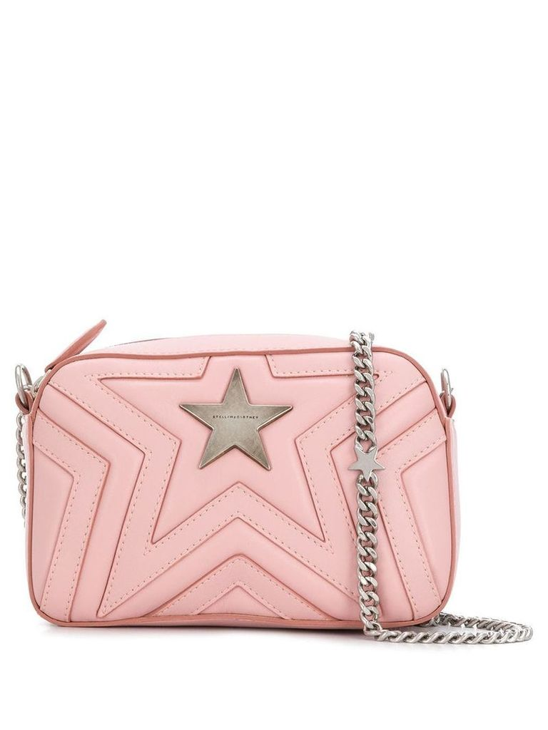 Stella McCartney Star shoulder bag - Pink