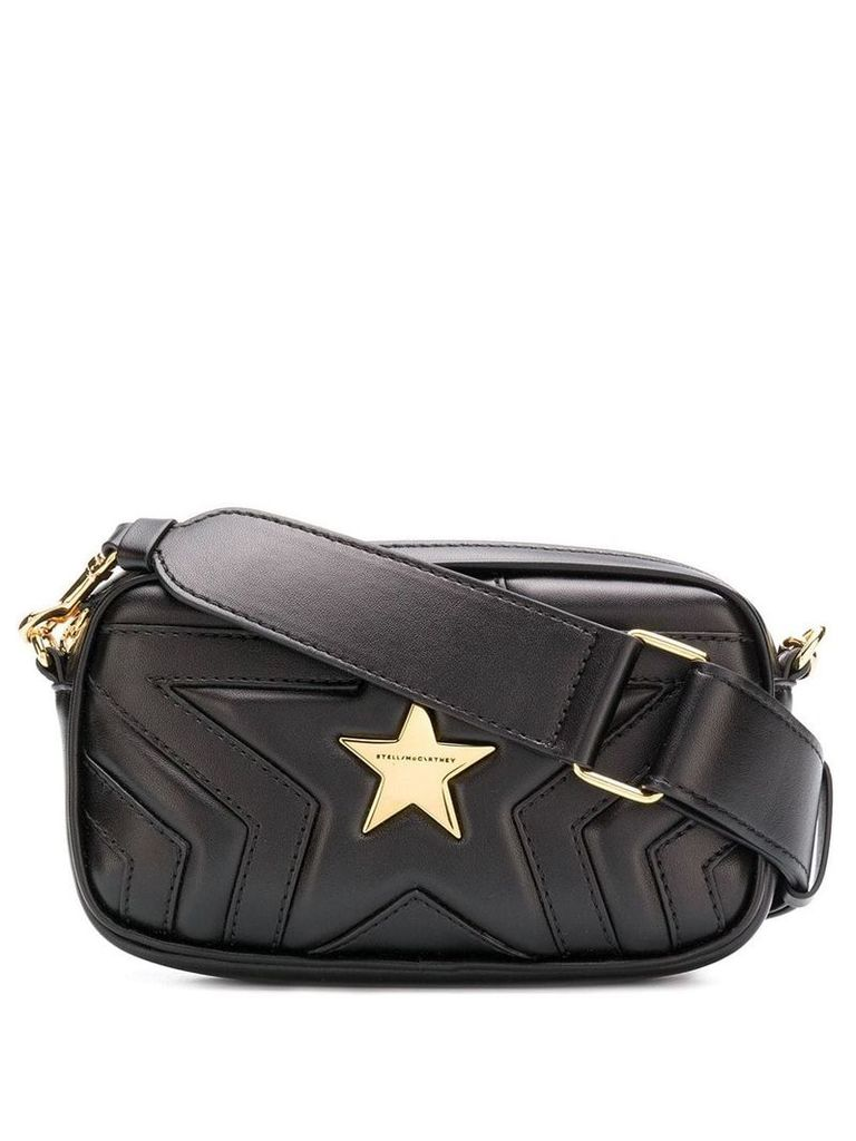 Stella McCartney Stella Star crossbody bag - Black