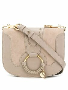 See By Chloé Hana medium crossbody bag - Neutrals