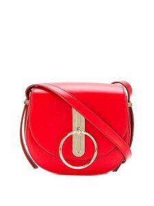 Nina Ricci O-ring shoulder bag - Red