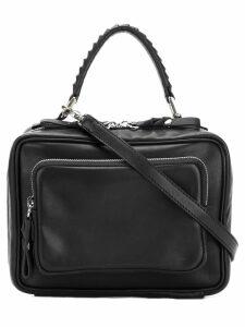 Cornelian Taurus By Daisuke Iwanaga small Boston bag - Black