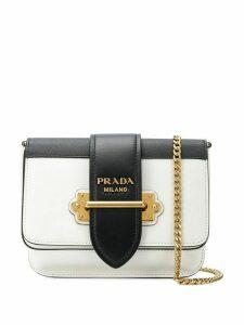 Prada Cahier cross-body bag - White
