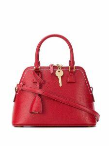 Maison Margiela mini Haute shoulder bag - Red
