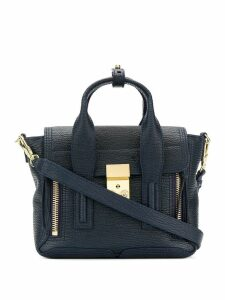 3.1 Phillip Lim Pashli mini satchel bag - Blue