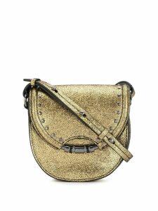 Jimmy Choo Chrissy crossbody bag - Metallic
