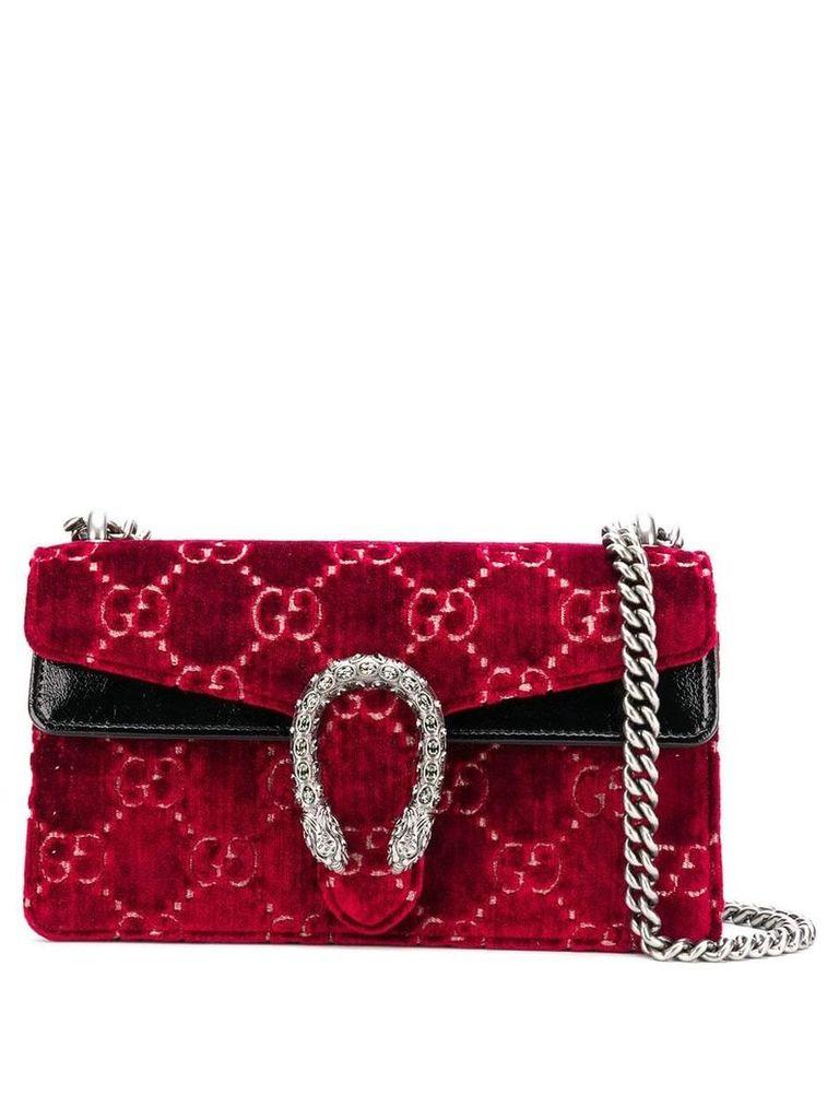 Gucci Dionysus GG Supreme bag - Red