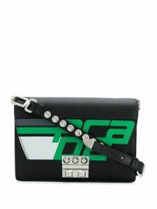 Prada Elektra crossbody bag - Black