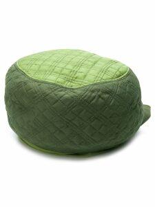 A.N.G.E.L.O. Vintage Cult Clelia Venturi quilted stitch hat - Green