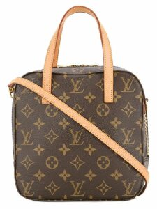 Louis Vuitton Pre-Owned Spontini 2way tote bag - Brown