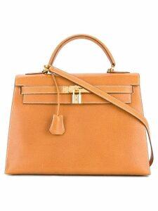 Hermès Pre-Owned Kelly 32 bag - Brown
