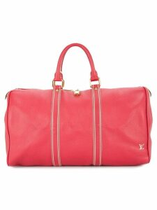 Louis Vuitton Pre-Owned Tobago Keepall 50 bag - Red